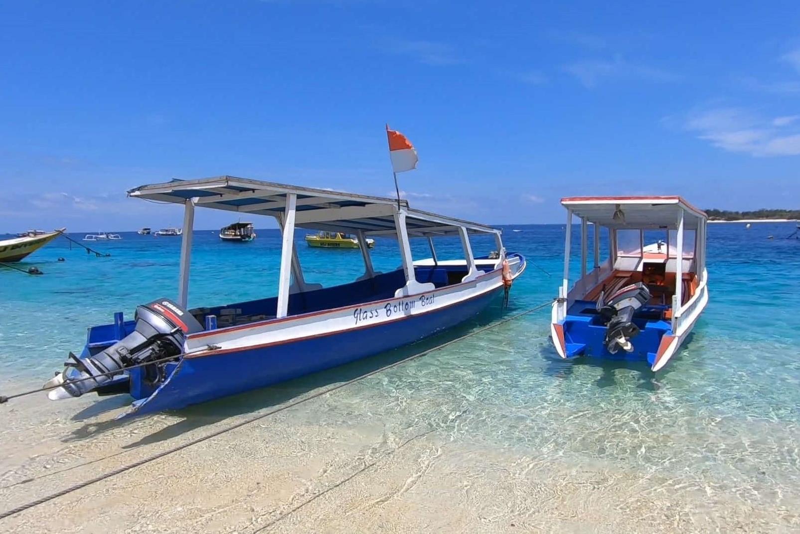 Wyspy Gili Air Gili Trawangan Gili Meno