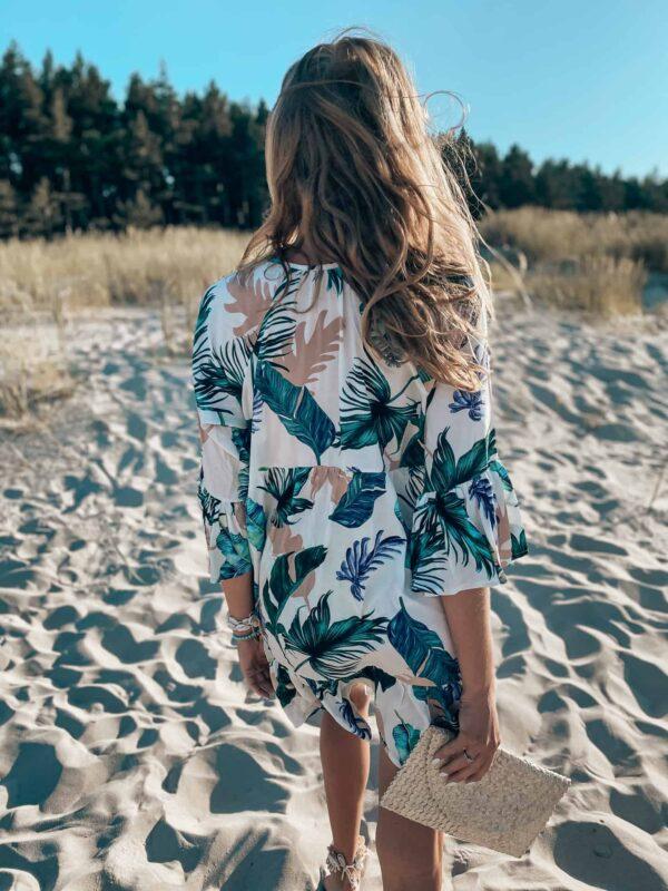 sukienka boho na lato z bali boho