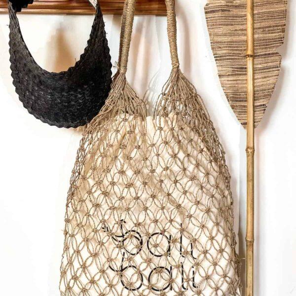 torba ekologiczna z bawełny